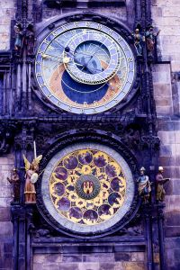 Astrological Clock 1