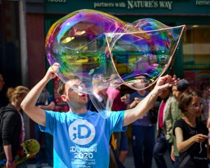 Dublin Bubble