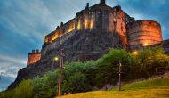 Edinburgh. Rhymes withMarlboro.
